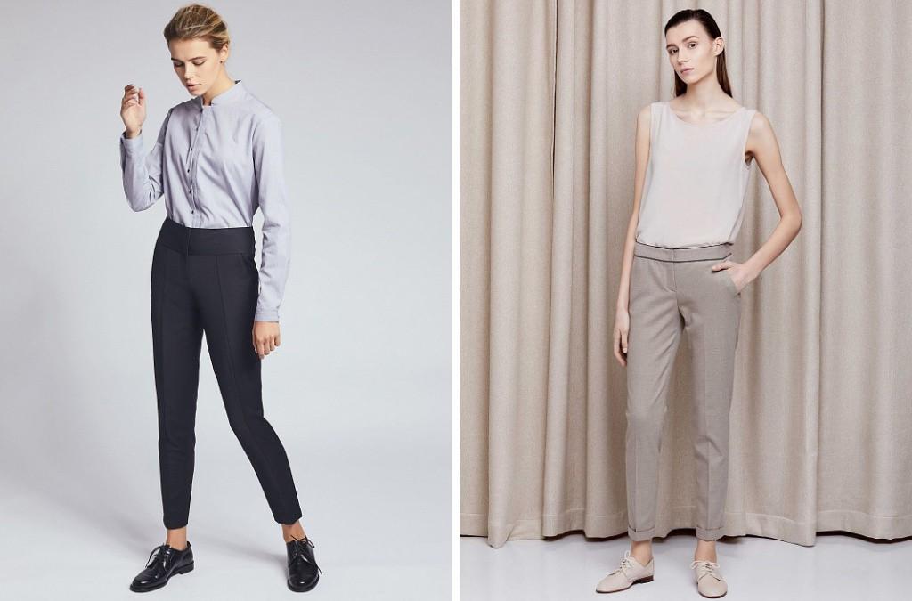 e9e170e01916 Как носить укороченные брюки? 5 правил для стройного силуэта